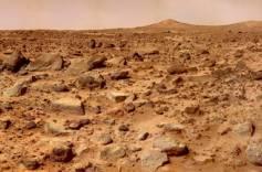 Pathfinder's Rocky Terrain